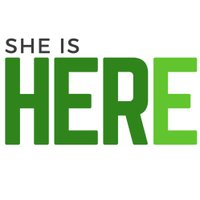 SHE IS HER(E)