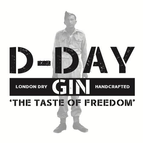 Afbeeldingsresultaat voor d-day gin logo