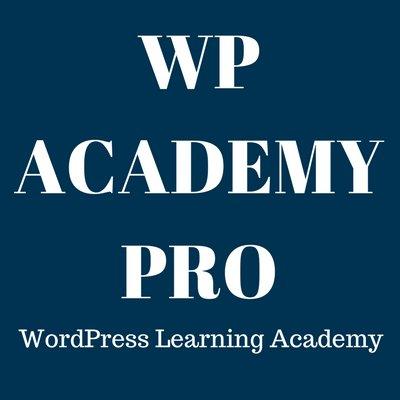 WP AcademyPro