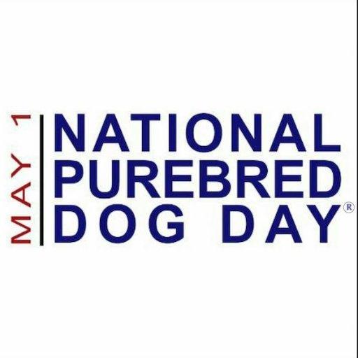 Nat.Purebred Dog Day