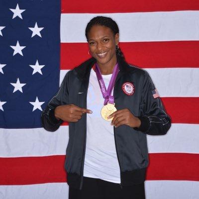 WNBA's Asjha Jones (@Asjha_J )