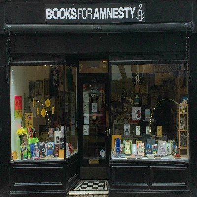Books for Amnesty