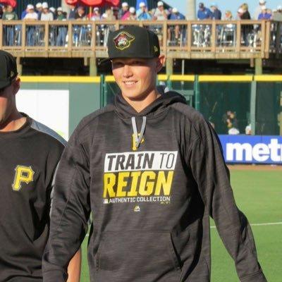 Pitcher for the Pittsburgh Pirates   Cedar Rapids, Iowa