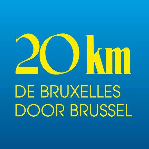 20km de Bruxelles - 20km door Brussel