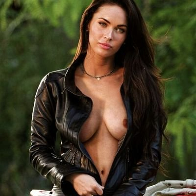 Celebrity Nude And Famous Megan Fox