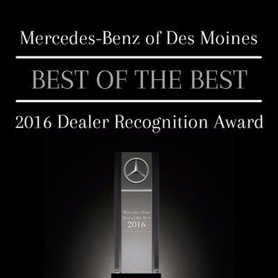 Mercedes Benz Of DSM