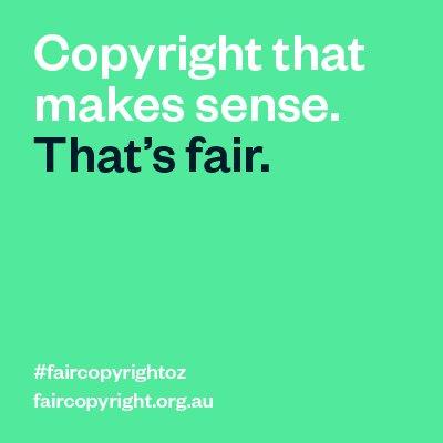 Fair Copyright Oz