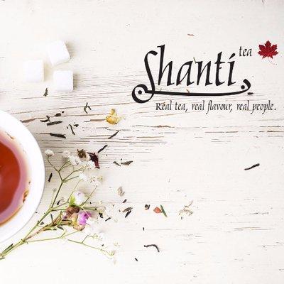 shanti tea shantitea twitter