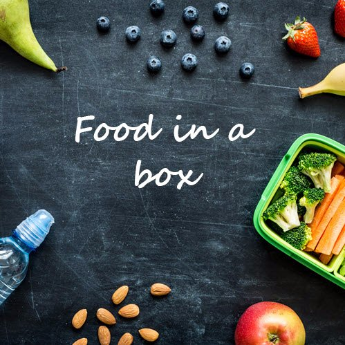 Foodinabox