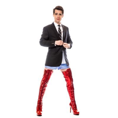 Brendon Urie (@brendonurie) Twitter profile photo