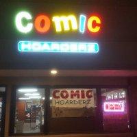 Comic Hoarderz