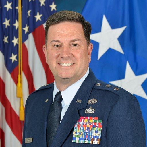 Maj Gen Gary W Keefe