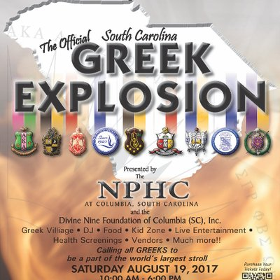 greek explosion sc