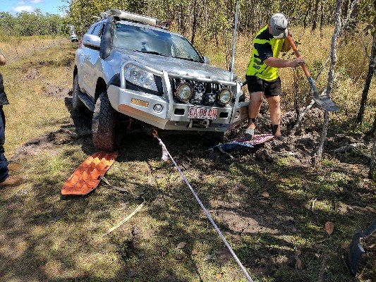 NTTowing4x4 Recovery