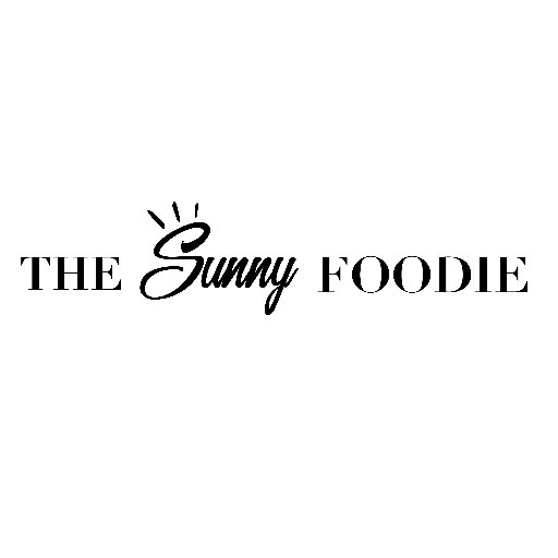 @TheSunnyFoodie