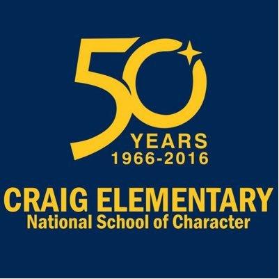 Craig Elementary (@CraigElementary )