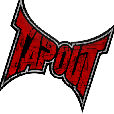 tapout logo red mma - photo #10
