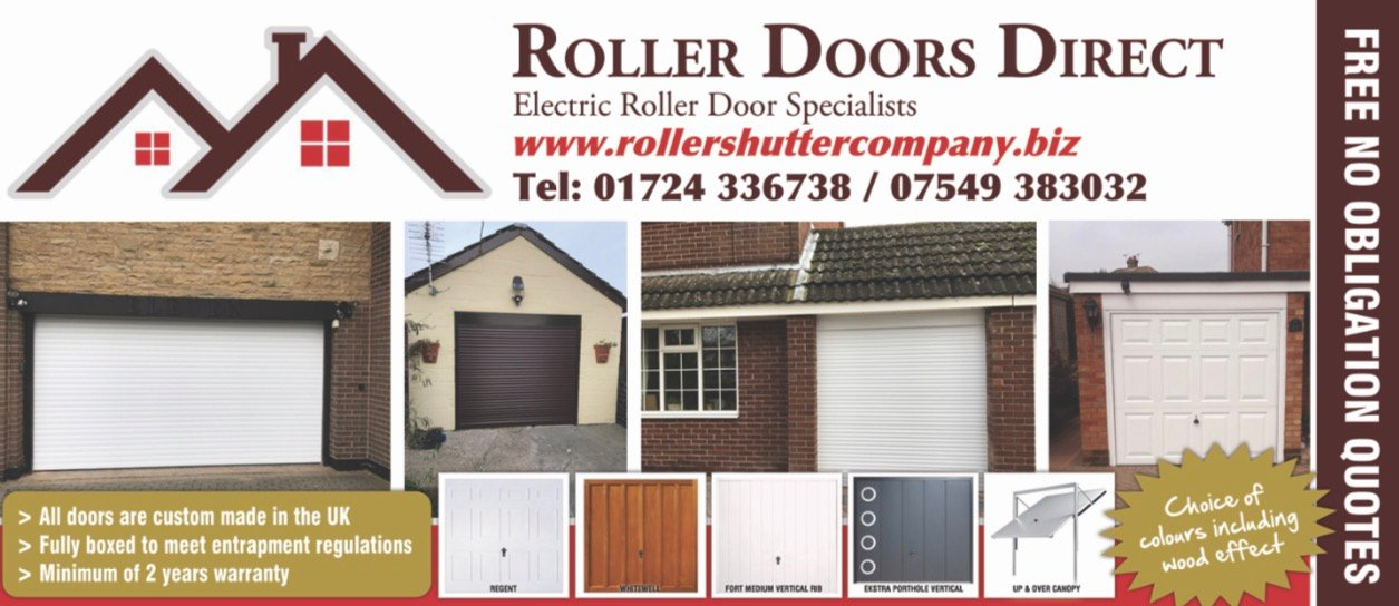 Roller Doors Direct  sc 1 st  Twitter & Roller Doors Direct (@macca250574) | Twitter