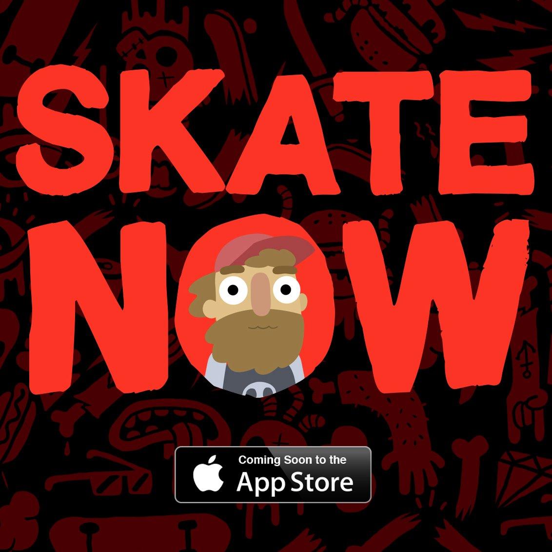 Skate Now on Twitter: