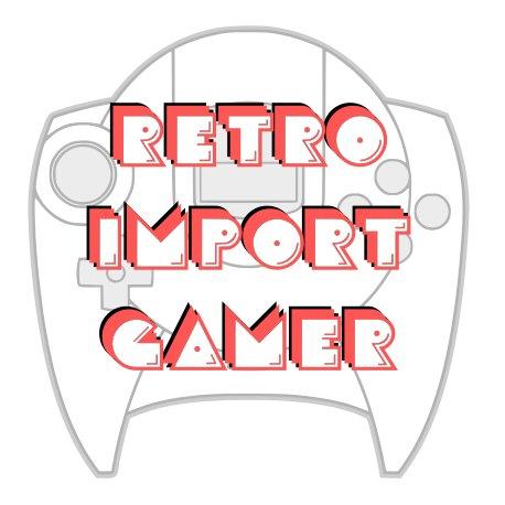 Retro Import Gamer