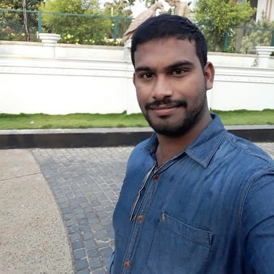 Jaganathan P on Twitter: