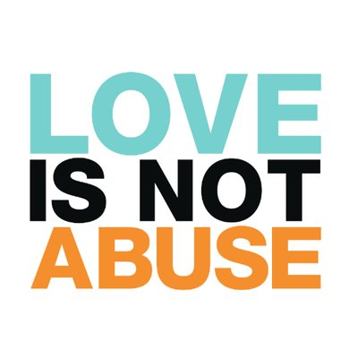 Love Is Not Abuse | Social Profile