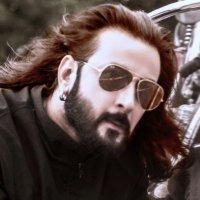 Santosh Shukla twitter profile
