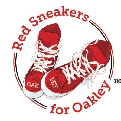 RedSneakersforOakley