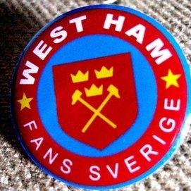 West Ham Fans Sweden