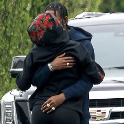 Kylie and Travis