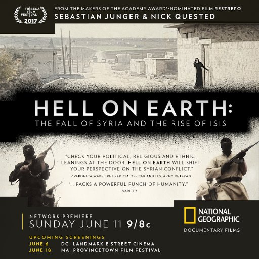 Hell on Earth Doc