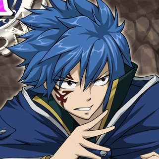 Jellal Fernandes Heaveniyjellal Twitter Hey guys here is another clip from fairy tail final series episode 21 where we see jellal and meldy joint the battle in hargeon. jellal fernandes heaveniyjellal