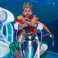 Sergio Ramos twitter profile