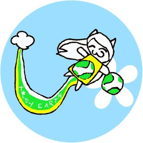 Tidy Earth logo