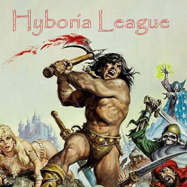 HyboriaLeague