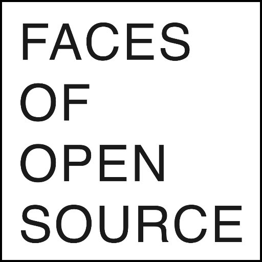 Faces of Open Source on Twitter: