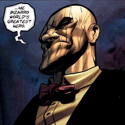 Lexus Luthor (@BizarroLuthor) Twitter profile photo