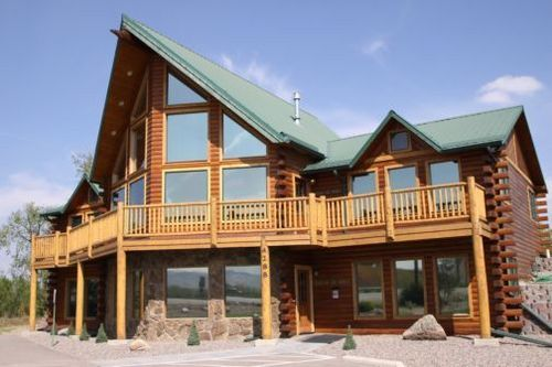Modern Log Homes Mlh4288 Twitter