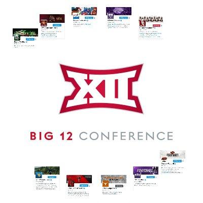 🏈  Big 12 Conference