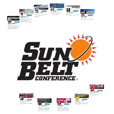 🏈  Sunbelt Conference