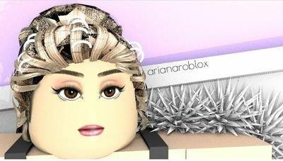 Ariana Grande Roblox Roblox Ariana Twitter