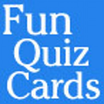 funquizcards com on Twitter: