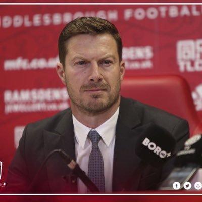 CEO Middlesbrough FC (@BausorMFC) | Twitter