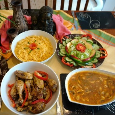 how to cook kenyan food