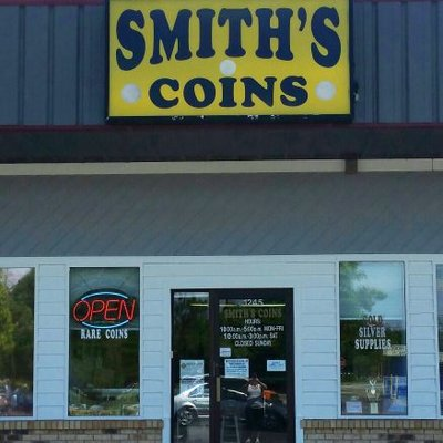Smith's Coins on Twitter:
