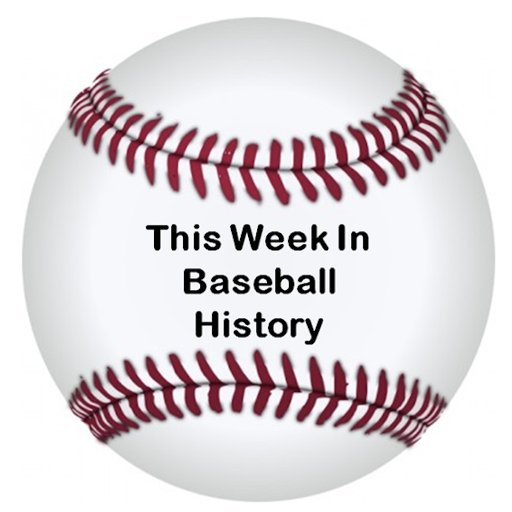 This Week in Baseball History, a self-explanatory podcast by @MikeBatesTWIBH and @Bill_TPA.