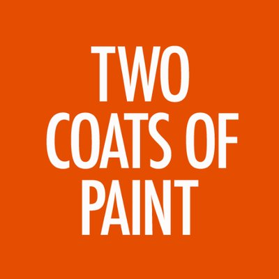 Two Coats of Paint | Social Profile