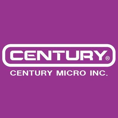 センチュリーマイクロ株式会社 @CENTURY_MICRO