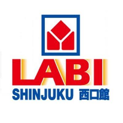 ヤマダ電機 LABI新宿西口館 @labi_shinjukuw