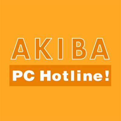 akiba pc hotline watch akiba twitter
